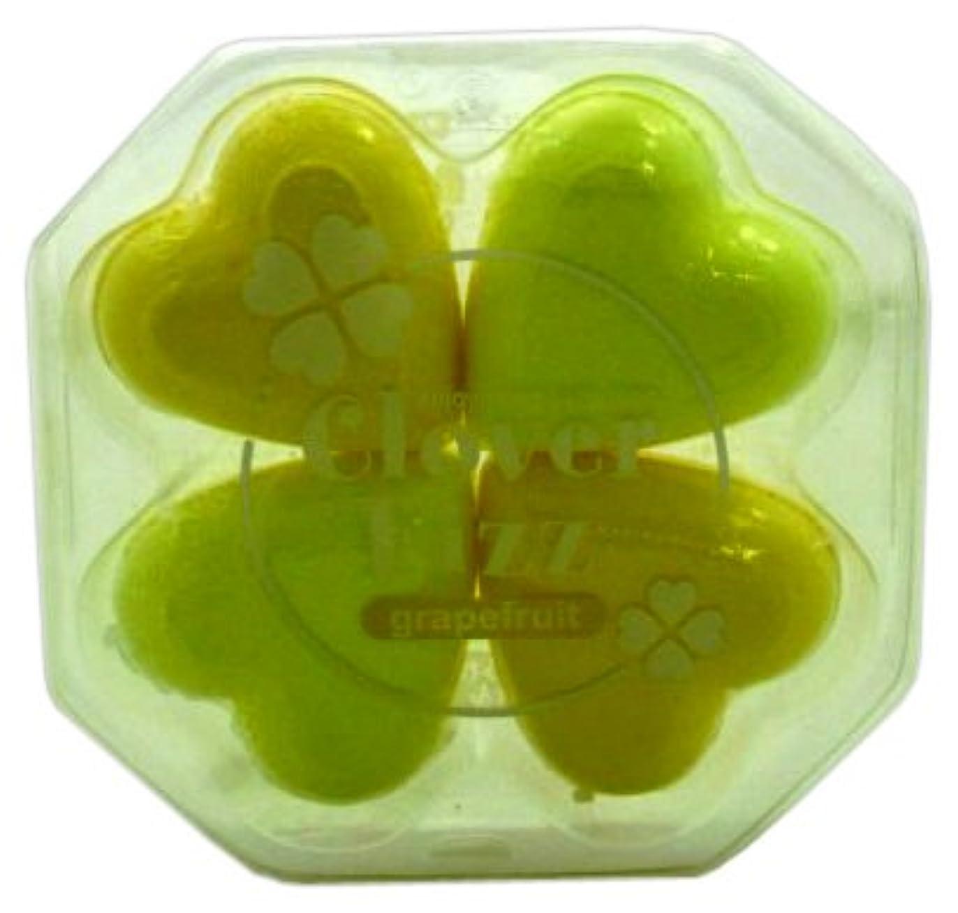 私達コマース心臓バスフィズ 入浴剤 クローバーフィズ グレープフルーツ