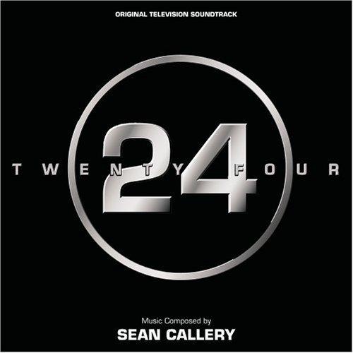"TV Show ""24"" Original Musical Score CD by Varese Sarabande"