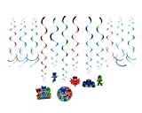 American Greetings PJ Masks Party Supplies, Masks (12-Count)