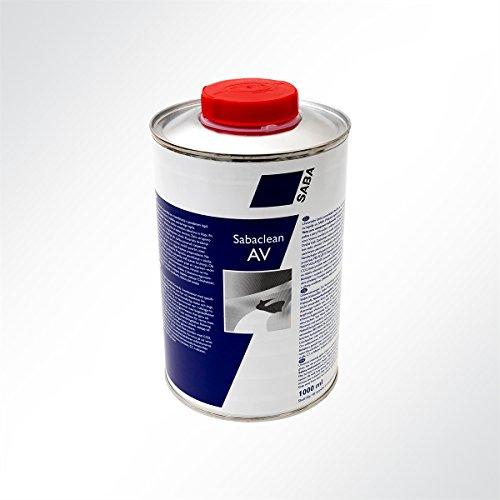 SABA Sabaclean AV 1000ml Verdünnungs- und Reinigungsmittel für Kleber 1 Liter Dose