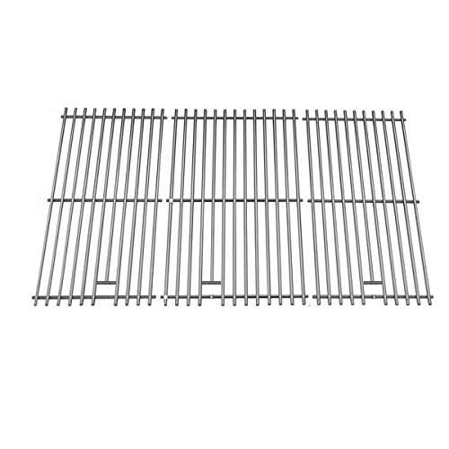 Stainless Steel Cooking Grid for Members Mark BQ05046-6, BQ05046-6A, BQ06042-1, BQ05046-6N-A, B09SMG-3, B09SMG1-3F & Master Forge B10LG25 Grill Models, Set of 3