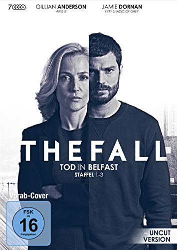 The Fall - Tod in Belfast - Staffel 1-3 [Blu-ray]