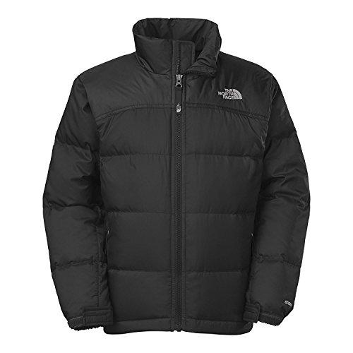 The North Face Boys Nuptse Jacket - M - Black