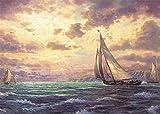 Vinilo personalizado fotografía Prop Fairy TaleOil Pintura Tema Foto Estudio Fondo A7 2.7x1.8m