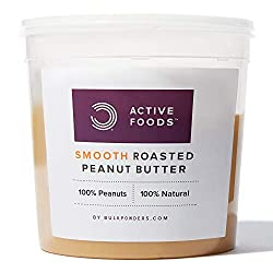 100% natural, smooth peanut butter from a leading sports nutrition brand High in protein, and a source of fibre No added preservatives, sugar, salt or palm oil Calorie dense food source that is ideal for anyone living an active lifestyle 564 kcal per...