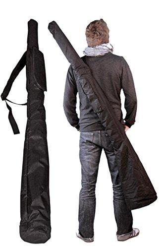 Didgeridoo Tasche 160-165 cm gefüttert wasserabweisend Bag Didge Schultergurt