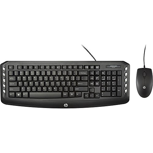 HP C2600 Wired Desktop Keyboard & Mouse