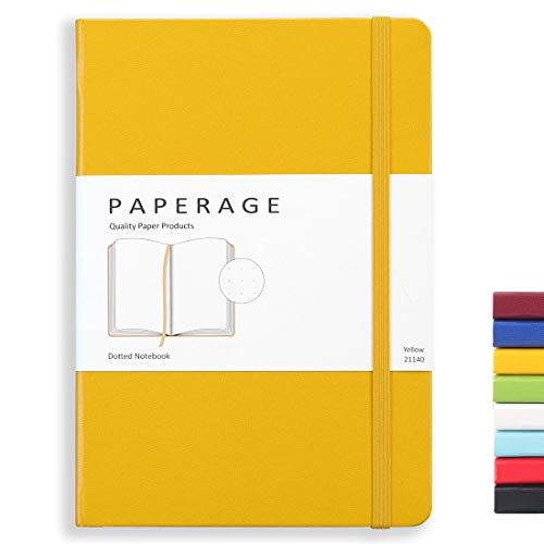 Paperage Dotted Journal Bullet Notebook