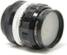 Nikon Nikkor-O 35mm F2 Non-AI Nippon Kogaku Lens