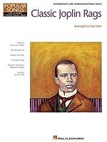 Classic Joplin Rags: Intermediate/Late Intermediate Piano Solos (Popular Songs: Hal Leonard Student Piano Library)