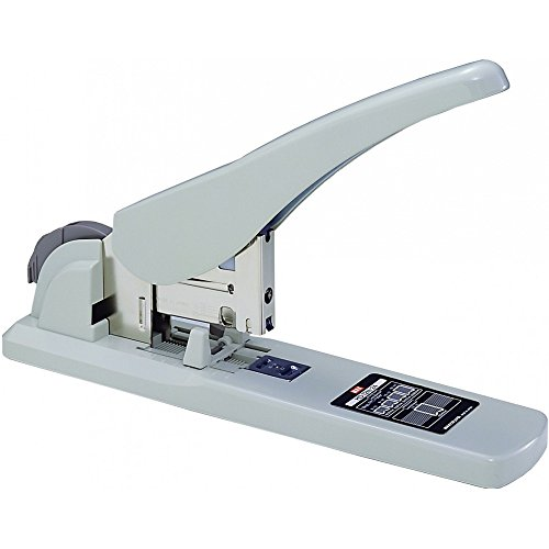 Max Heavy Duty Stapler HD-3D for Book Binding- with Free Staples (2-75 Sheets) Photo #3