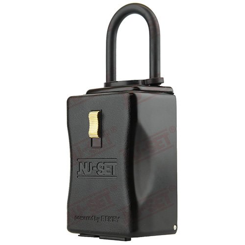 NU-Set 7020-3 Bluetooth Enabled Lock Box, Shackle Mounted