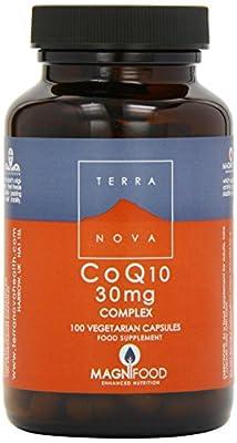 TERRANOVA CoQ10 30mg Complex - 100 Vegicaps by TerraNova