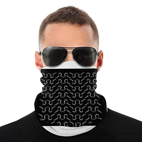 MJKII Schal Sturmhauben Bandana Snake Skins Variety Head Scarf Face Magic Headwear Neck Gaiter Face Bandana Scarf