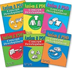 Autism & PDD Concept Development 6-Book Set