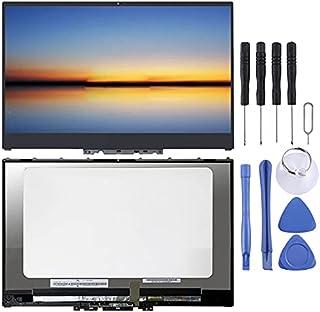 携帯電話の交換用LCDの画面 3840 x 2160 for Lenovo Yoga 720-15 720-15ikbのためのフレームとUHD 40ピンLCDスクリーンとデジタイザ全体の組み立て 電話LCDディスプレイ