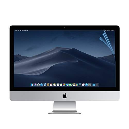 iMac 21.5インチ 用 ブルーライトカットフィルム 液晶保護フィルム 超反射防止 映り込み防止 指紋防止 抗菌ブルーライトカット アンチグレア