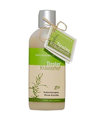 Naturshampoo bio für Allergiker - reine Kamille - Naturkosmetik