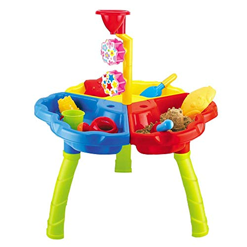 Inside Out Toys Sand and Water Play Table 3 in 1 with Loads of Great...