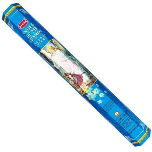 Hem Incense Pack of 20 Sticks Incense Angel De Mi Guarda Incense Sticks