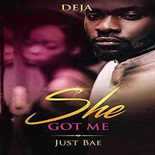 She Got Me: Deja audiobook cover art