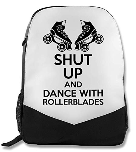 Shut Up and Dance with Rollerblades Rucksack