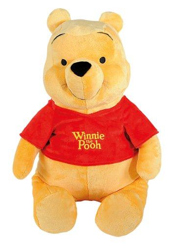 Simba 6315872661 - Disney Peluche Winnie l'Ourson ± 80 cm
