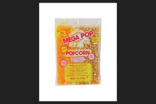 Best Review Of Gold Medal Mega Pop Butter Corn/Oil/Salt Kits 8 oz. Pouch