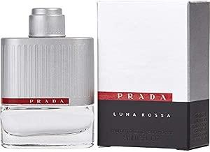 Pradá Luna Rossa Pour Homme Men Eau de Toilette Spray 5.0 OZ.