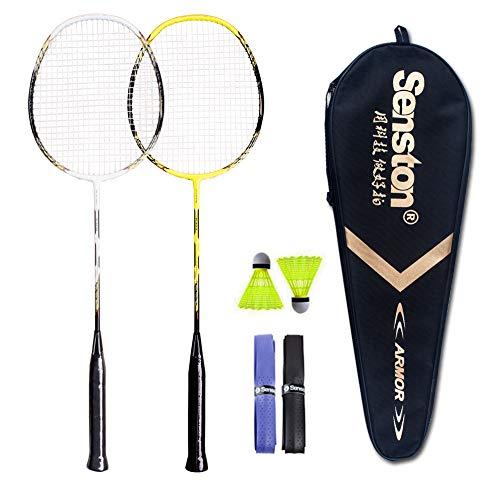Senston Carbon Badmintonschläger...