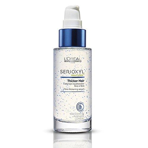 L'Oreal Professionnel, Serioxyl Thicker Hair Treatment, siero ispessente per capelli (90 ml) (etichetta in lingua italiana non garantita)