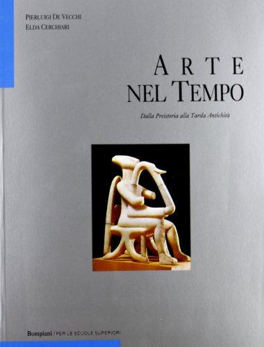 Arte nel tempo. Ediz. blu. Per le Scuole superiori. Tomo 1-2. Con glossario (Vol. 1)