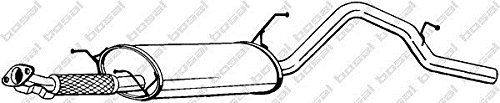 Bosal 285-311 Silencieux arrière