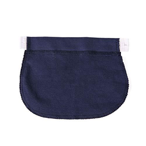 Cijiwadi 3pcs Bouton de ceinture Bouton Enceinte Femme Pantalon Extender Élastique Réglable Réglage Accessoire