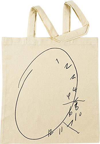 Vendax Hannibal Uhr Beige Einkaufstasche