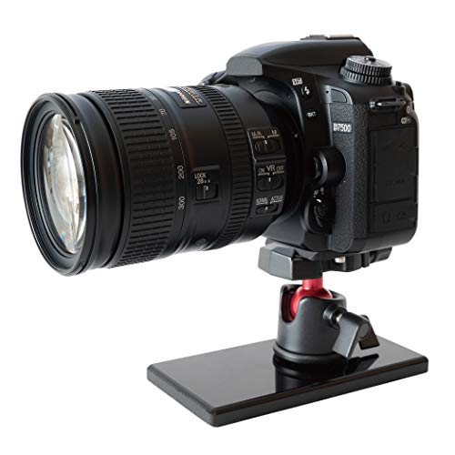 CSP101 カメラ スタンド プレート 【 CSP Lサイズ 】 重くてかさ張る 三脚 の代わりに!