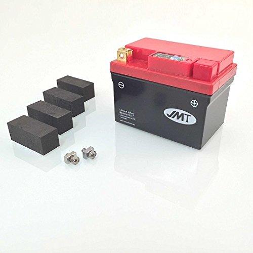 Rennstrecken Lithium Ionen Batterie Yamaha YZF600R R6 RJ11 RJ15 AKKU 7