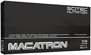 comprar comparacion Scitec Nutrition Macatron potenciador de testosterona 108 cápsulas