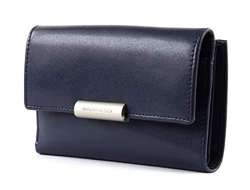 MANDARINA DUCK Hera 3.0 Wallet with Flap M Dress Blue
