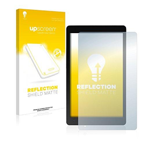 upscreen Entspiegelungs-Schutzfolie kompatibel mit Medion Lifetab P10606 (MD 60526) – Anti-Reflex Bildschirmschutz-Folie Matt