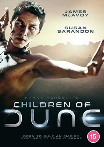 Children of Dune [DVD] [2020]