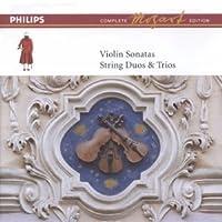 Mozart: Complete Edition, Box 8 / Violin Sonatas, String Duos & Trios by Arthur Grumiaux (2000-11-30)