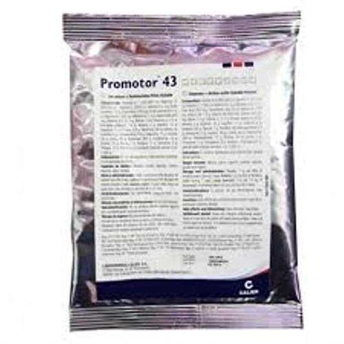 Calier - PROMOTOR 43 vitaminas y aminoácidos en Polvo sobre de 100 gr