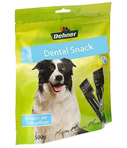 Dehner Dental Sticks Medium, voor honden 10-25 kg, 500 g