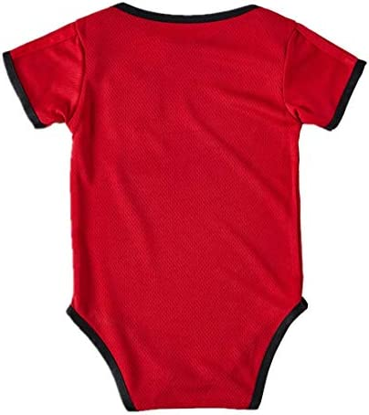 Petersocks Manchester United Club Cotton Bobysuit Onesie Baby Suit for Romper Infant Toddler product image