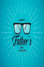 """HAPPY FATHER-S  DAY 2020: Perfect Father's Day Gifts from son or daughter to My hero PaPa, happy Fathers day, Lined Notebook / journal Gift, size 6""""x9"""""""