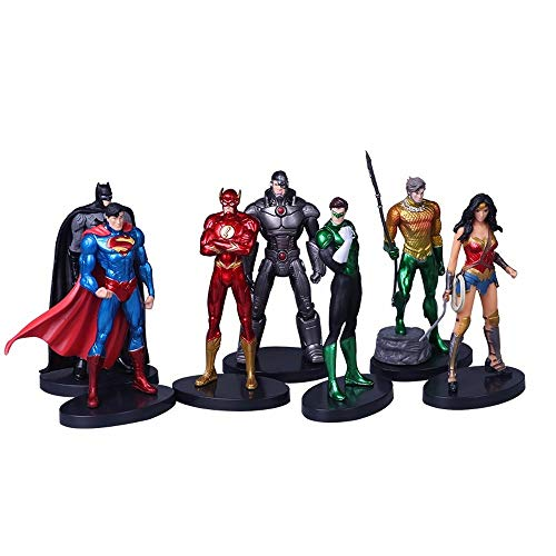 POP7 Justice League DC Superman Wonder Woman Batman