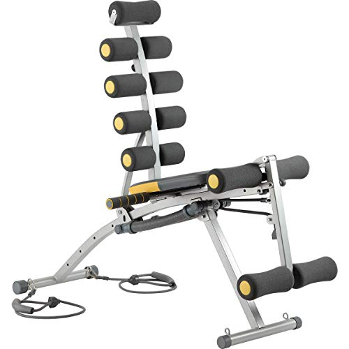 Rock Gym – Banc de Musculation 6en1 avec...