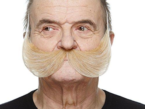 Mustaches Self Adhesive Fake Mustache, Novelty, Fisherman's False...