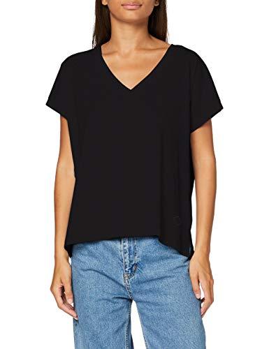 Replay Damen W3302B.000.22832P T-Shirt, 098 Black, M